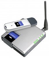Linksys WKUSB54GC-EU