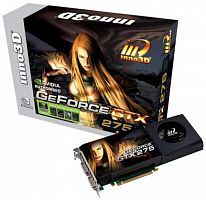 InnoVISION GeForce GTX 275